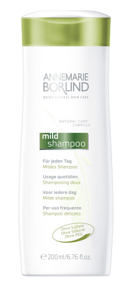 Annemarie Börlind Mild Shampoo - 200ml