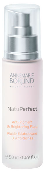 Annemarie Börlind NatuPerfect Anti-Pigment & Brightening Fluid - 50 ml