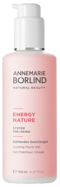 Annemarie Börlind Energynature Cooling Face Gel - 150 ml
