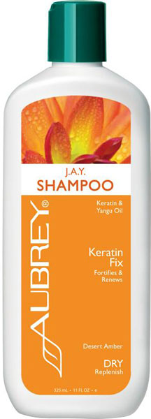 Aubrey Organics J.A.Y  Revitalizing Shampoo  (Dry Hair) Vegan - 325 ml
