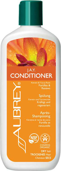 Aubrey Organics J.A.Y Conditioner - 325 ml