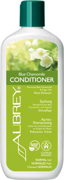 Aubrey Organics Blue Camomile Hydrating Conditioner - 325 ml