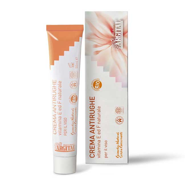Argital Anti-Wrinkle Face Cream - 50 ml