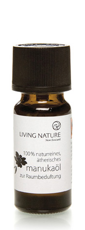 Living Nature Soothing Manuka Oil - 10 ml