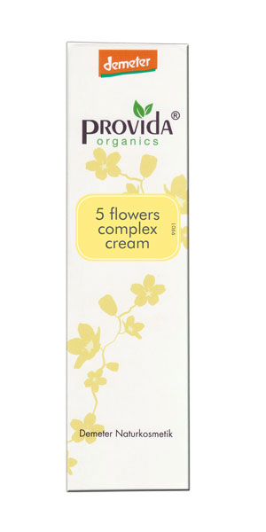 Provida 5 Flowers Complex Cream - 50 ml